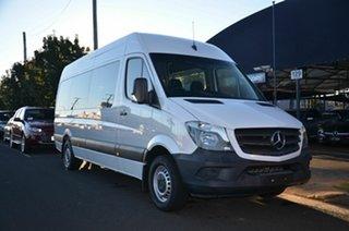 2017 Mercedes-Benz Sprinter 906 MY16 Transfer (313) White 7 Speed Automatic Bus.