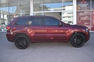 2017 Jeep Grand Cherokee WK MY17 Blackhawk Red 8 Speed Sports Automatic Wagon