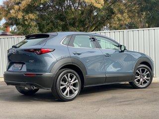2020 Mazda CX-30 DM2WLA G25 SKYACTIV-Drive Astina Polymetal Grey 6 Speed Sports Automatic Wagon.