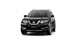 2021 Nissan X-Trail T32 MY21 ST-L X-tronic 4WD Diamond Black 7 Speed Constant Variable Wagon.