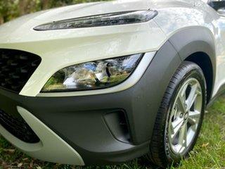 2021 Hyundai Kona Os.v4 MY21 Active 2WD Atlas White 8 Speed Constant Variable Wagon