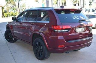2017 Jeep Grand Cherokee WK MY17 Blackhawk Red 8 Speed Sports Automatic Wagon.