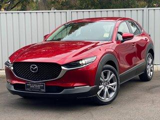 2021 Mazda CX-30 DM2W7A G20 SKYACTIV-Drive Evolve Soul Red Crystal 6 Speed Sports Automatic Wagon.
