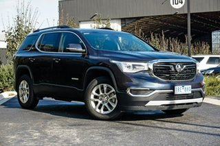 2018 Holden Acadia AC MY19 LT 2WD Blue 9 Speed Sports Automatic Wagon