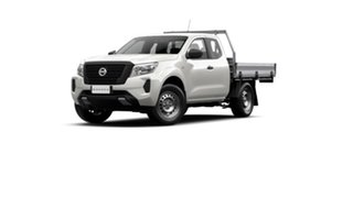2021 Nissan Navara D23 MY21 SL King Cab 4x2 Solid White 7 Speed Sports Automatic Cab Chassis