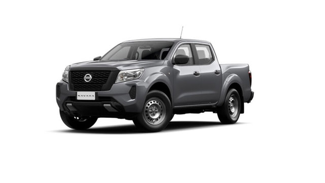 New Nissan Navara D23 MY21 SL Hamilton, 2021 Nissan Navara D23 MY21 SL Twilight Grey 7 Speed Sports Automatic Utility