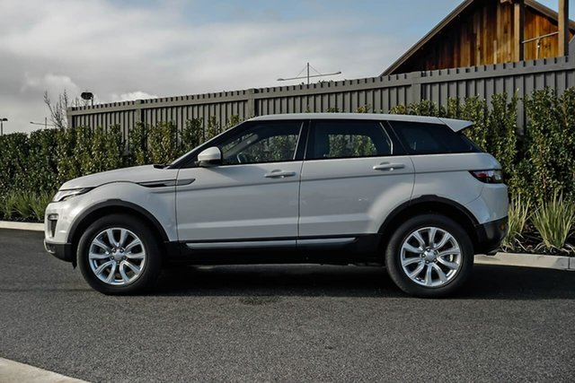 Used Land Rover Range Rover Evoque L538 MY17 TD4 150 SE Essendon Fields, 2016 Land Rover Range Rover Evoque L538 MY17 TD4 150 SE White 9 Speed Sports Automatic Wagon