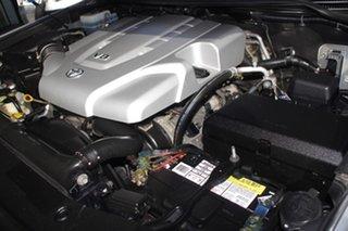 2008 Toyota Landcruiser UZJ200R GXL Silver 5 Speed Sports Automatic Wagon