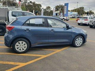 2018 Kia Rio YB MY18 S Blue 4 Speed Sports Automatic Hatchback