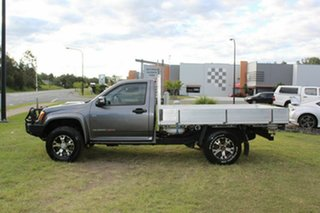 2010 Holden Colorado RC MY10 LX Grey 5 Speed Manual Cab Chassis