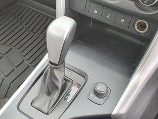 2014 Mazda BT-50 UP0YF1 GT White 6 Speed Sports Automatic Utility.