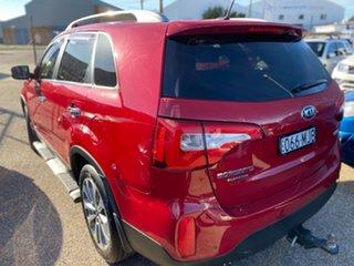 2014 Kia Sorento XM MY14 Platinum 4WD Red 6 Speed Sports Automatic Wagon.