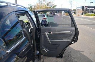 2008 Holden Captiva CG MY09 LX (4x4) Black 5 Speed Automatic Wagon