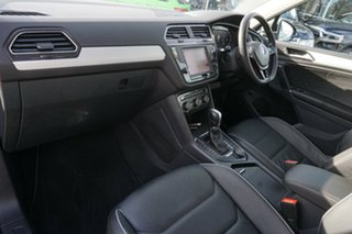 2017 Volkswagen Tiguan 5N MY17 132TSI DSG 4MOTION Comfortline Tungsten Silver 7 Speed