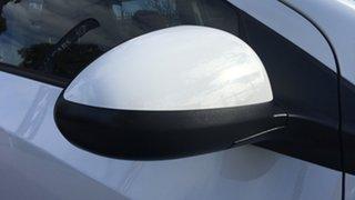 2012 Holden Barina TM White 6 Speed Automatic Hatchback