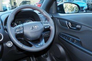 2021 Hyundai Kona Os.v4 MY21 N-Line D-CT AWD Red 7 Speed Sports Automatic Dual Clutch Wagon