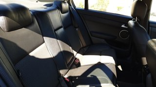 2012 Holden Commodore VE II MY12.5 SV6 Z-Series Black 6 Speed Manual Sedan