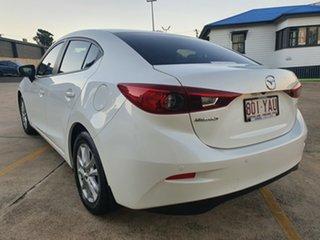 2018 Mazda 3 BN5276 Neo SKYACTIV-MT Sport White 6 Speed Manual Sedan