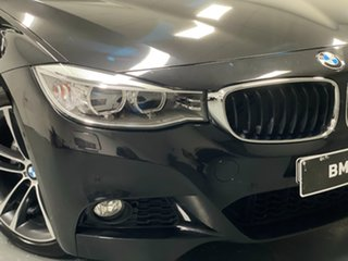 2014 BMW 3 Series F34 MY1114 320d Gran Turismo M Sport Black 8 Speed Sports Automatic Hatchback.