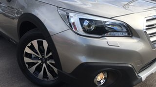 2016 Subaru Outback B6A MY16 2.5i CVT AWD Premium Billet Silver 6 Speed Constant Variable Wagon.