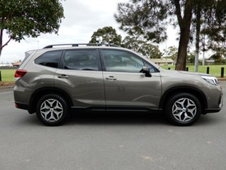 2018 Subaru Forester S5 MY19 2.5i-L CVT AWD Bronze 7 Speed Constant Variable Wagon