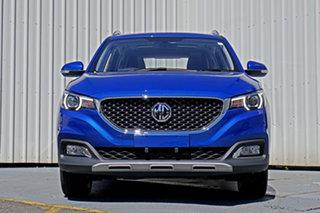 2021 MG ZS AZS1 MY21 Essence 2WD Blue 6 Speed Automatic Wagon.
