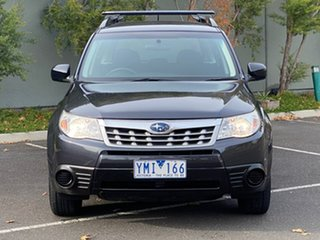 2011 Subaru Forester S3 MY11 X AWD Grey 4 Speed Sports Automatic Wagon.