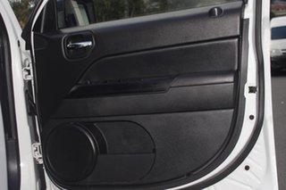 2014 Jeep Patriot MK MY14 Sport 4x2 White 5 Speed Manual Wagon