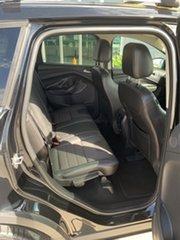 2013 Ford Kuga TF Trend PwrShift AWD Black/020514 6 Speed Sports Automatic Dual Clutch Wagon