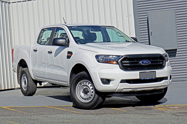 Used Ford Ranger PX MkIII 2020.75MY XL Ebbw Vale, 2020 Ford Ranger PX MkIII 2020.75MY XL White 6 Speed Sports Automatic Double Cab Pick Up