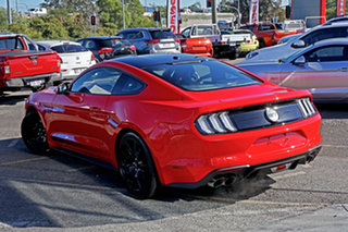2019 Ford Mustang FN 2019MY GT Race Red 10 Speed Sports Automatic Fastback.