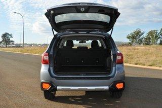 2017 Subaru Outback OW25IA 2.5I Grey 6 Speed Auto Active Select Wagon