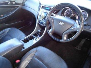 2010 Hyundai i45 YF MY11 Elite Blue 6 Speed Sports Automatic Sedan