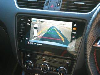 2017 Skoda Octavia NE MY18 RS 169 TSI Silver 6 Speed Direct Shift Wagon