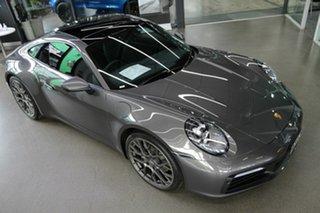 2020 Porsche 911 992 MY20 Carrera PDK Grey 8 Speed Sports Automatic Dual Clutch Coupe