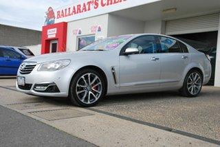 2015 Holden Calais VF II Silver 6 Speed Automatic Sedan.