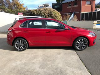 2020 Hyundai i30 PD.V4 MY21 Active Fiery Red 6 Speed Sports Automatic Hatchback.