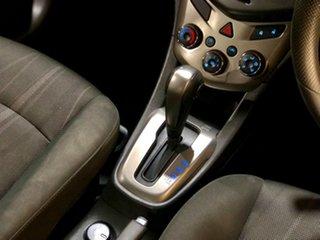 2012 Holden Barina TM MY13 CD Blue 6 Speed Automatic Sedan