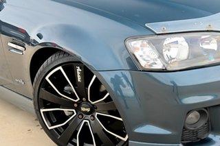 2011 Holden Commodore VE II SV6 Grey 6 Speed Sports Automatic Sedan.