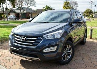 2014 Hyundai Santa Fe DM MY14 Active Grey 6 Speed Sports Automatic Wagon.