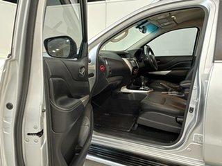 2017 Nissan Navara D23 S3 ST-X 4x2 Silver, Chrome 7 Speed Sports Automatic Utility