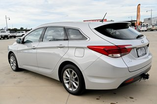 2016 Hyundai i40 VF4 Series II Active Tourer D-CT Silver 7 Speed Sports Automatic Dual Clutch Wagon