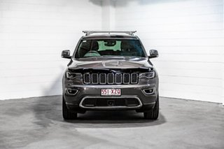 2018 Jeep Grand Cherokee WK MY18 Limited Grey 8 Speed Sports Automatic Wagon