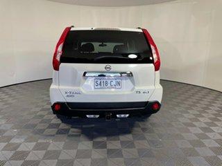2011 Nissan X-Trail T31 Series IV TS Pearl White 6 Speed Manual Wagon