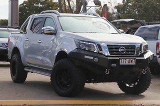 2020 Nissan Navara D23 S4 MY20 ST-X Silver 7 Speed Sports Automatic Utility.
