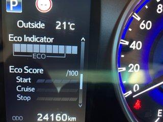 2020 Toyota Hilux GUN126R SR5 Double Cab Graphite Grey 6 Speed Sports Automatic Utility