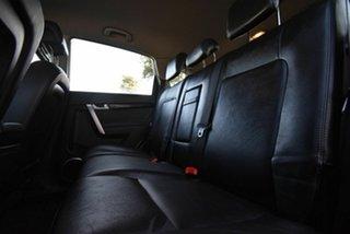 2011 Holden Captiva CG Series II 7 AWD CX Silver 6 Speed Sports Automatic Wagon