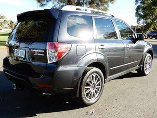 2011 Subaru Forester S3 MY11 S-Edition AWD Dark Grey 5 Speed Sports Automatic Wagon.
