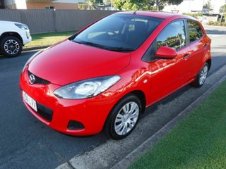 2009 Mazda 2 DE SERIES 1 Neo Red Automatic Hatchback
