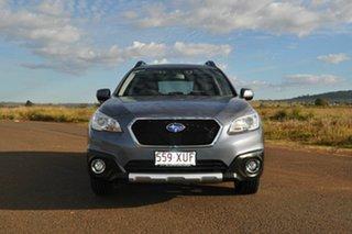 2017 Subaru Outback OW25IA 2.5I Grey 6 Speed Auto Active Select Wagon.